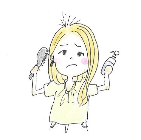 しぶといアホ毛の対処法と直し方【ワックスで駄目ならハンドクリームという可能性】