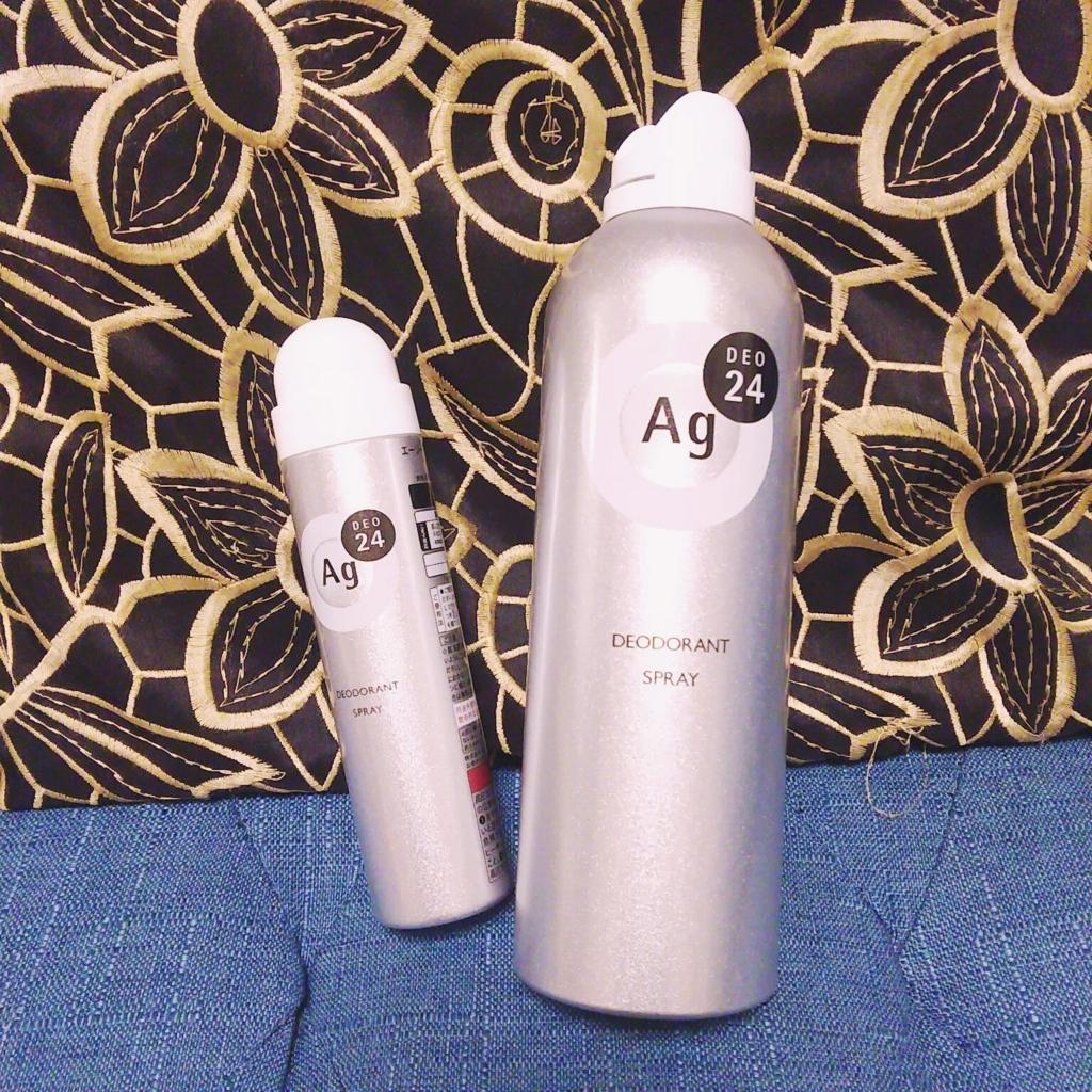 【夏の臭い対策】制汗スプレーは汗をかく前に使用する!おすすめはAg